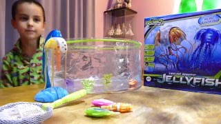 Download Robo Jellyfish - Electronic Pet Toys - Toy Review Video