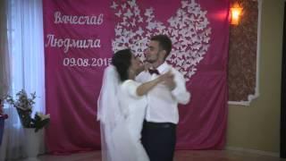 Download Первый танец молодых очень весело, необычно и красиво Video