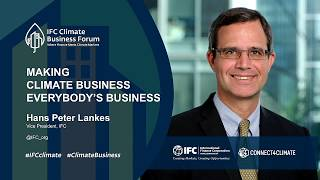 Download Making Climate Business Everybody's Business Video