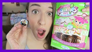 Download Yummy Nummies Mini Cupcakes! Video