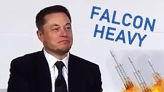 Download Elon Musk Heavy Launch, ″It's guaranteed to be exciting″ HILARIOUS Video