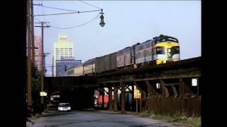 Download Detroit Passenger Trains 1960s & 1970s Video