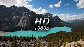 Download ″Mountains of Majesty″ (w Music) 1 HR Nature Relaxation™ Banff & Alberta 1080p Video