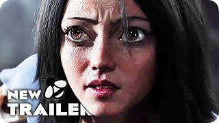 Download Alita: Battle Angel Trailer (2018) James Cameron Live Action Movie Video