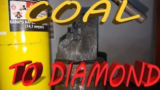 Download Coal To Diamond The Right Way With Hydraulic Press HPHT Technic Video