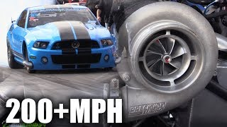 Download ″Devil's Reject″ Big Turbo GT500 is Complete Off-The-Wall INSANITY Video