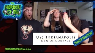 Download ″U.S.S. Indianapolis: Men of Courage″ Trailer Reaction - The Horror Show Video