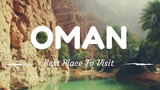 Download OMAN travel guide, 10 best places in oman !! Video