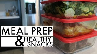 Download Meal Prep + Healthy Snacks Video