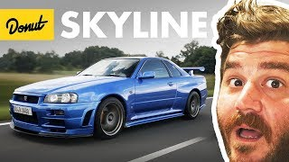 Download Nissan Skyline - Everything You Need to Know | Up To Speed Video
