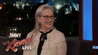 Download Meryl Streep on Mariah Carey 'Bitch Stole My Seat' Video