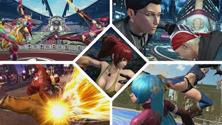 Download KOF XIV Ver 1.10   All characters CLIMAX Cancel   The King Of Fighters XIV   COVENANTNEXUS13 [1080p] Video