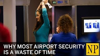 Download Why most airport security is a waste of time Video