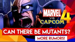 Download MARVEL VS CAPCOM 4: Can there be mutants? Video