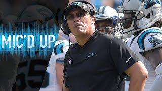 Download Ron Rivera Mic'd Up Reacting to Gano's Game-Winning FG vs. Giants | NFL Films Video