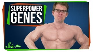 Download 3 Genes That Give People Superpowers Video