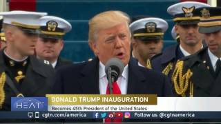 Download The Heat: The Inauguration of President Trump PT1 Video