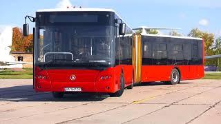 Download Последний выпущенный автобус ЛАЗ. Это конец легенды?! Video