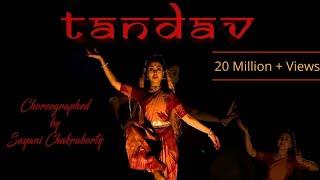 Download TANDAV   Choreography by Sayani Chakraborty Video