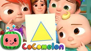 Download Shape Song | CoCoMelon Nursery Rhymes & Kids Songs Video