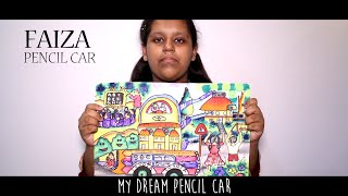 Download Faiza ! Toyota Dream Car Art Contest 2016 Video