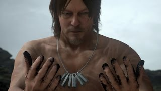 Download Hideo Kojima's Enigmatic Explanation of Death Stranding - TGS 2016 Video