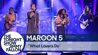 Download Maroon 5 ft. SZA: What Lovers Do Video