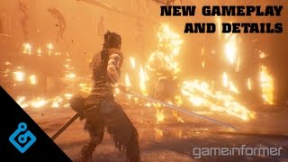 Download New Gameplay Shows Why Hellblade Isn't What You Think It Is Video