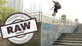 Download Matt Berger's Pro Part Raw Video