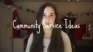 Download 20 Community Service Ideas Video
