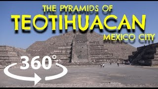 Download 360º Pyramids of Teotihuacan, Mexico City ⎸ 360 Honeymoon Video