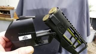 Download DurchschlagVersuch 1 ″Sprave Defense-Airringer″ vs. BikeRückenProtector by WPU Video