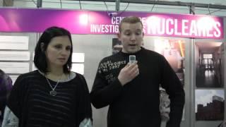 Download Investigaciones NUCLEARES en la Feria de la Facultad de Ciencias del Uruguay De fogon tv Video