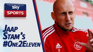 Download Jaap Stam's #One2Eleven featuring Scholes, Ronaldo, Giggs & more Video