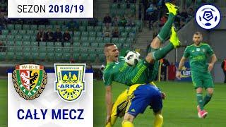 Download Śląsk Wrocław - Arka Gdynia [2. połowa] sezon 2018/19 kolejka 12 Video