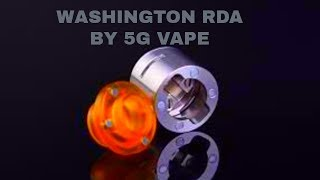 Download 5G Vape | Washington RDA Video