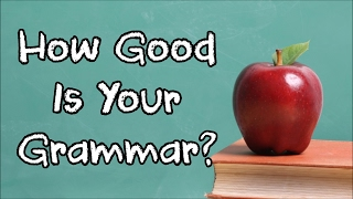 Download Can YOU Pass This Simple Grammar Test That 90% Will Fail? Video