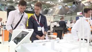 Download Continental at Hannover Messe 2018 - Miniature World Video