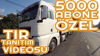 Download 5000 ABONE ÖZEL MAN TGX 18.440 TANITIM VİDEOSU Video