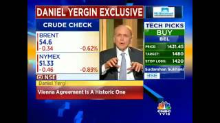 Download Oil Prices Would Drift Lower If OPEC Agreement Hadn't Happened: Daniel Yergin Video