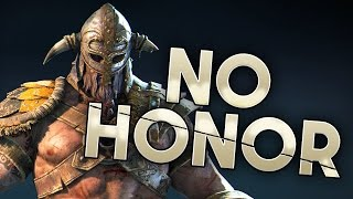 Download For Honor: No Honor Video