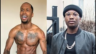 Download DJ Self Denies Telling Meek Mill where Safaree was that he could get Jumped. Video