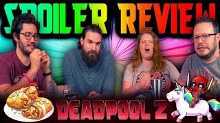 Download ″Deadpool 2″ In-Depth REVIEW and DISCUSSION [Spoilers!] Video