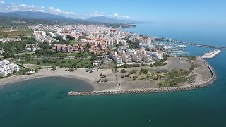 Download Welcome to Estepona, Costa del Sol - KleinDrone Video