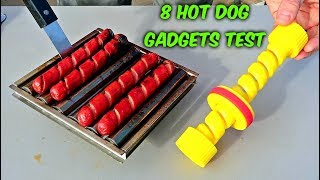 Download 8 Hot Dog Gadgets put to the Test - Part 2 Video