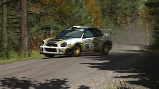 Download Dirt Rally - Finland - WORLD RECORD - Subaru Impreza WRC 2001 (Onboard and TV Camera) Video