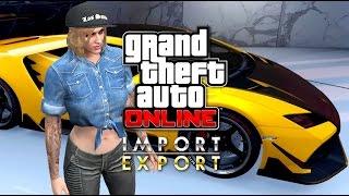 Download NEW GTA 5 IMPORT/EXPORT DLC! 60 Car Custom Garage + Pegassi Tempesta Customization! (GTA 5 Online) Video