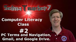 Download Computer Literacy Lesson #2 Google Account, Google drive Video