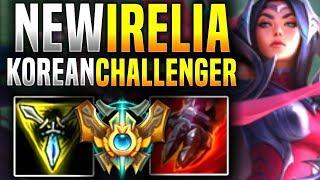 Download New Irelia Rework is Broken? - Korean Challenger Plays New Irelia Rework!   Be Challenger Video