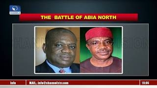 Download Lawyers Debate The Legality Of INEC's Verdict On Abia North Senatorial Contest |Politics Today| Video